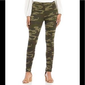SANCTUARY-Anthropologie Camo Jeggings Pants Small